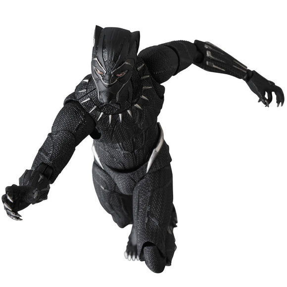 Mafex No.091 Mafex - Black Panther