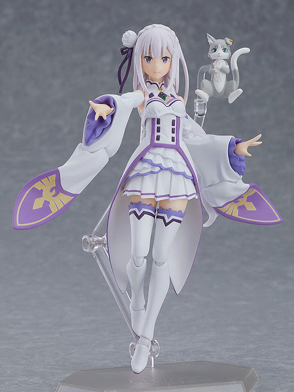 Figma Re:Zero -Starting Life in Another World- Emilia Pre-order
