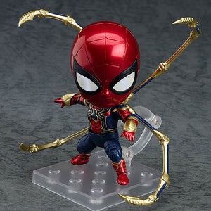Nendoroid Avengers: Infinity War - Spider-man Infinity Edition