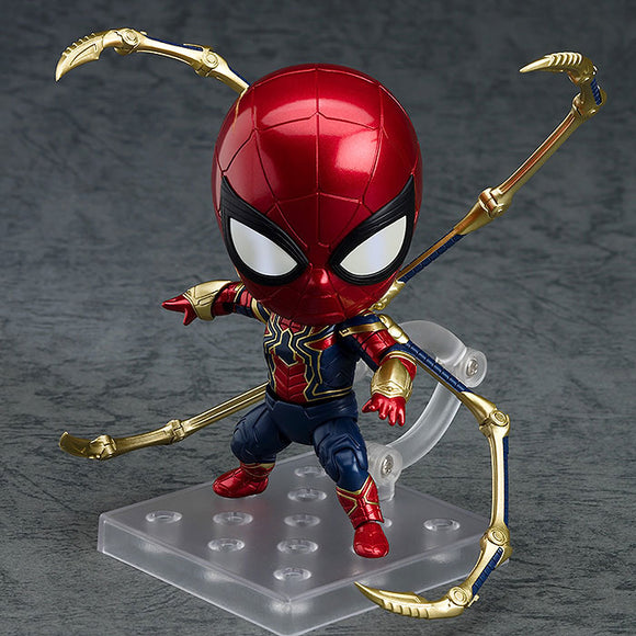 Nendoroid Avengers: Infinity War - Spider-man Infinity Edition Pre-order