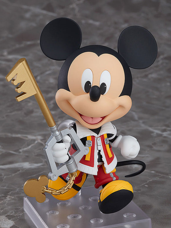 Nendoroid Kingdom Hearts II - King Mickey Pre-order