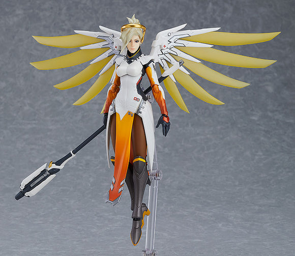 Figma Overwatch - Mercy Pre-order