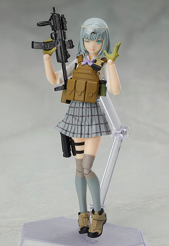 Figma Little Armory - Rikka Shiina Summer Uniform Version