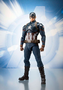 S. H. Figuarts Avengers: Endgame - Captain America Japan Early Release Ver.