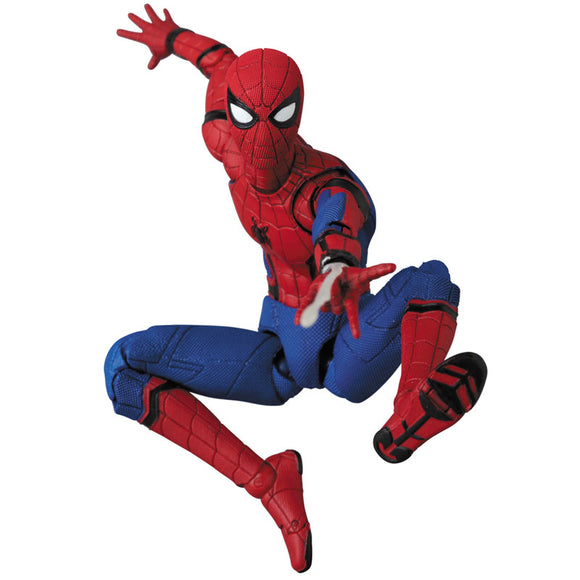 MAFEX Spiderman (Homecoming Version) Version 1.5 Pre-order