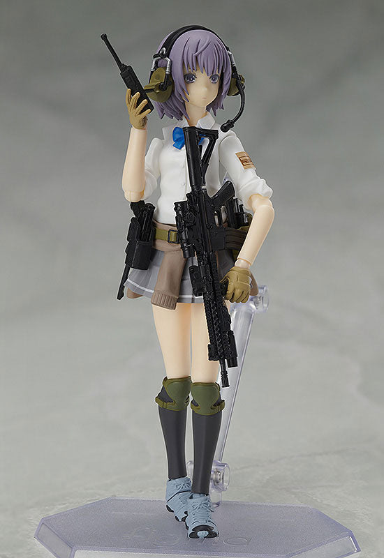 Figma Little Armory - Miyo Asato Summer Uniform Version Pre-order