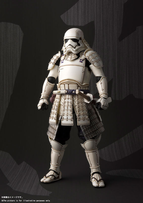 Star Wars Mei Sho Movie Realization Ashigaru First Order Stormtrooper