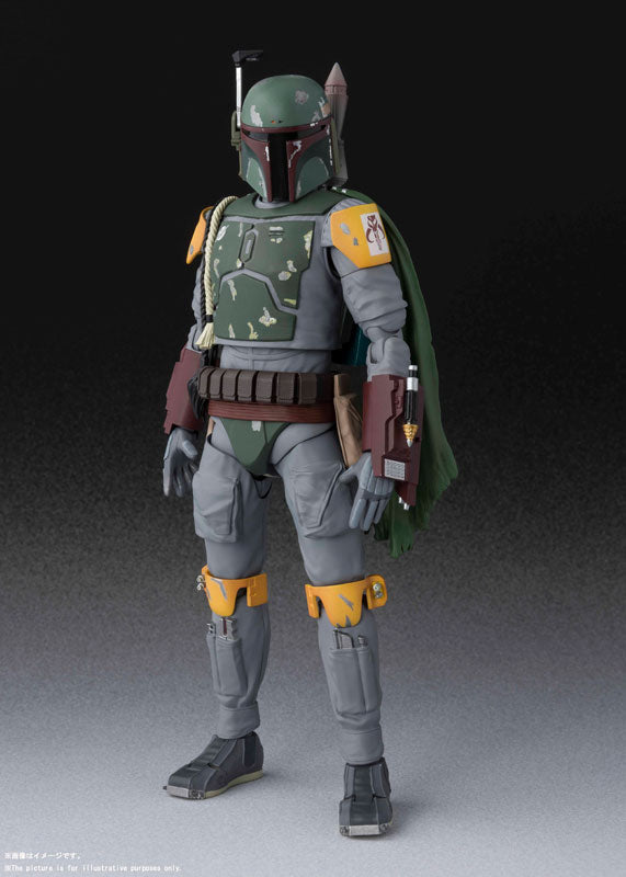S. H. Figuarts STAR WARS: Episode VI - Return of the Jedi - Boba Fett