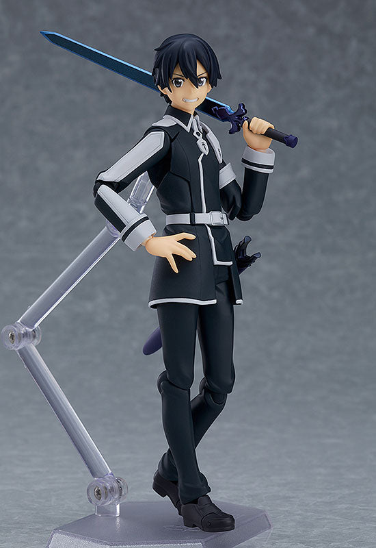 Figma Sword Art Online Alicization - Kirito Alicization Version Pre-order