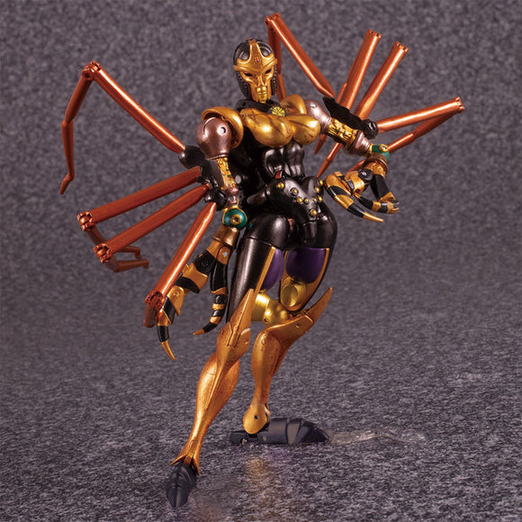 Transformers Masterpiece Beast Wars MP-46 Blackarachnia Pre-order