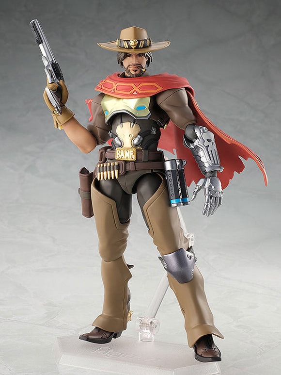 Figma Overwatch - McCree