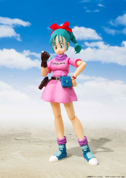 S. H. Figuarts Dragon Ball Beginning Of A Great Adventure - Bulma Early Japanese Release