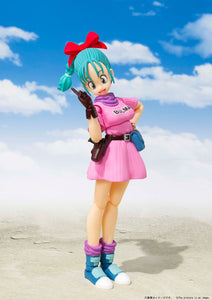 S. H. Figuarts Dragon Ball Beginning Of A Great Adventure - Bulma
