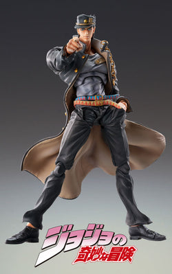 JoJo Bizarre Adventure Stardust Crusaders Super Action Statue - Jotaro Kujo Version 1.5 Pre-order