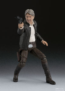 S.H. Figuarts Star Wars The Force Awakens - Han Solo Pre-order