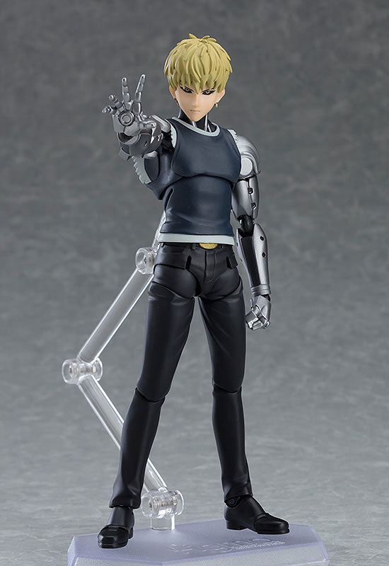 Figma One-Punch Man - Genos