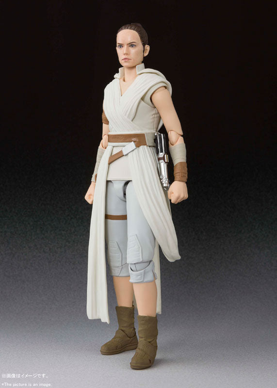 S.H. Figuarts Star Wars : The Rise of Skywalker - Rey & D-O