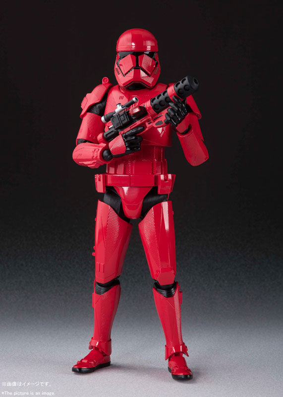 S. H. Figuarts Star Wars : The Rise of Skywalker - Sith Trooper Pre-order