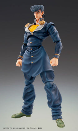 JoJo Bizarre Adventure Diamond is Unbreakable Super Action Statue - Josuke Higashikata