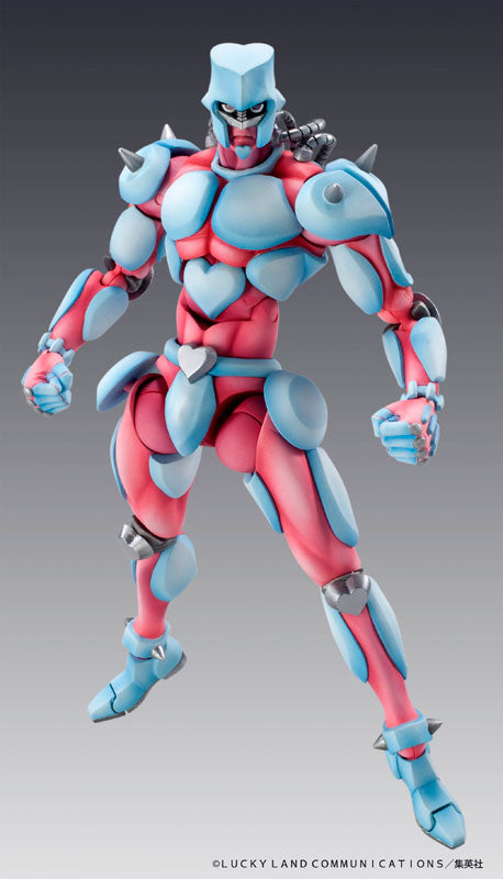 JoJo Bizarre Adventure Diamond is Unbreakable Super Action Statue - Crazy Diamond