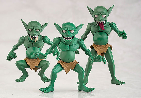 Aquamarine Original - Goblin Village Action Figure (3-Pack)