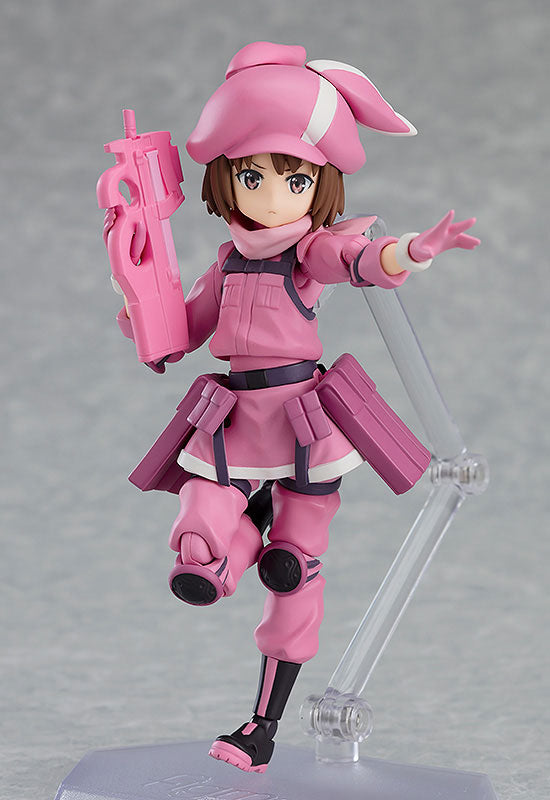 Figma Sword Art Online Alternative Gun Gale Online - Llenn Pre-order