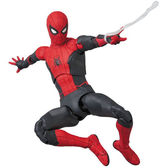 MAFEX Spiderman Far From Home - Spiderman Upgraded Suit Pre-order