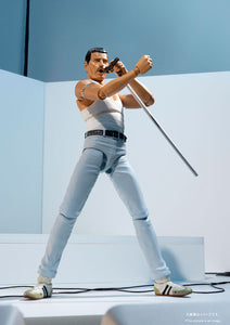 S. H. Figuarts Queen - Freddie Mercury Live Aid Version