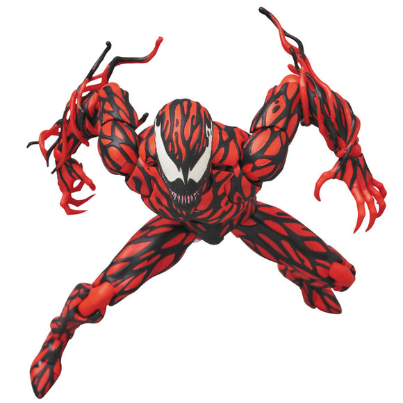 MAFEX Spider-man - Carnage Comic Version Pre-order