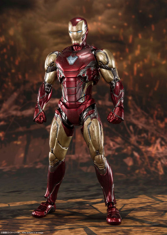S. H. Figuarts Avengers: Endgame - Iron Man Mark 85 Final Battle Edition