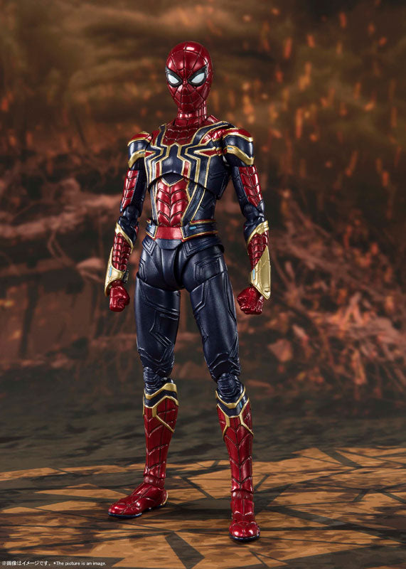S. H. Figuarts Avengers: Endgame - Iron Spider (Final Battle Edition)