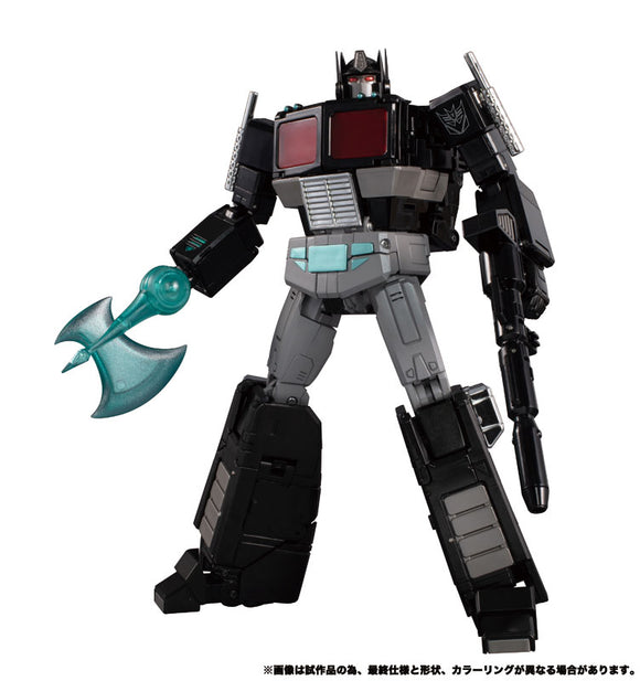 Transformers Masterpiece - MP-49 Black Convoy Pre-order