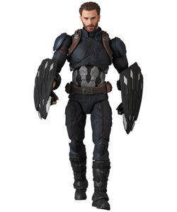 Mafex Avengers Infinity War - Captain America Pre-order