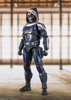S. H. Figuarts Black Widow - Taskmaster Japanese Release Ver.