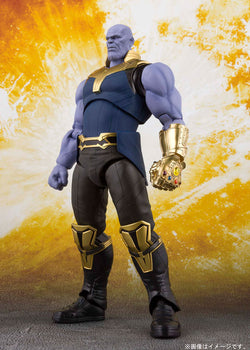 S. H. Figuarts Avengers Infinity War - Thanos