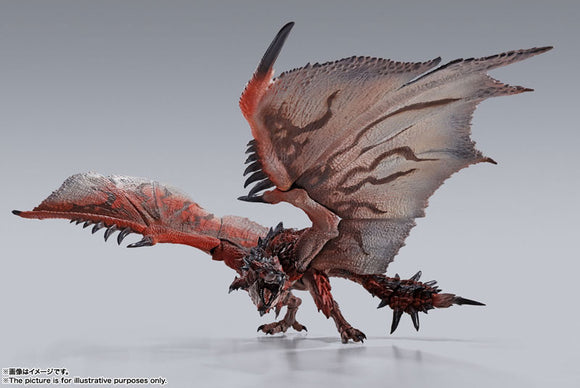 S. H. MonsterArts  Monster Hunter World: Iceborne - Rathalos