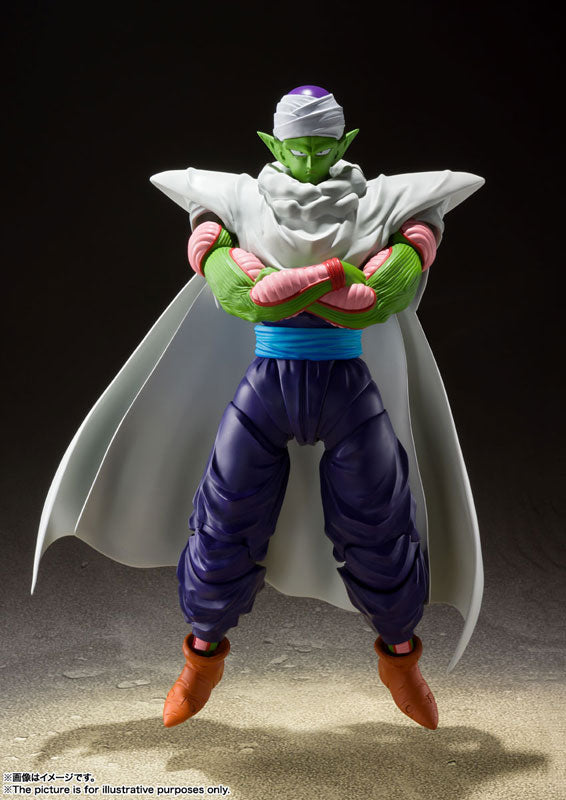 S. H. Figuarts Dragon Ball Z - Proud Namekian Piccolo
