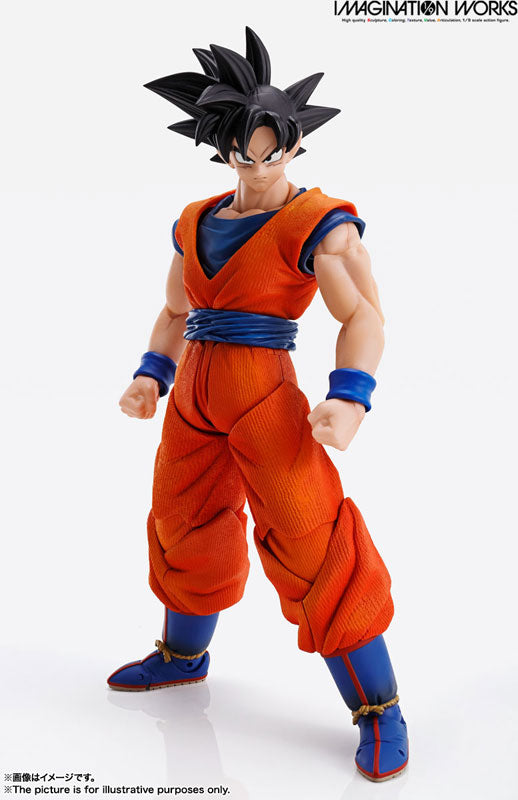 IMAGINATION WORKS - Dragon Ball Z -  Son Goku Pre-order