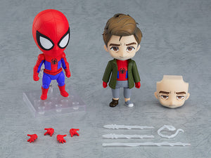 Nendoroid Spiderman Into The Spider-Verse - Peter Parker Spider-Verse Version DX Edition Pre-order