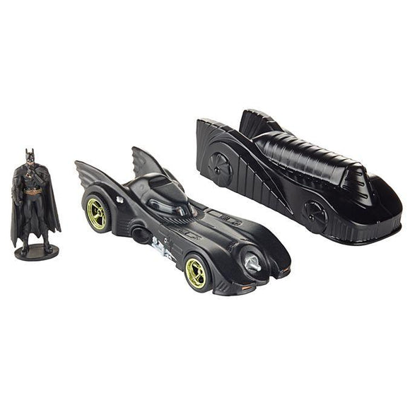 SDCC 2019 Mattel Hot Wheels - Batman 1989 - Armored Batmobile