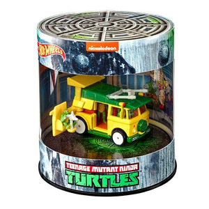 SDCC 2019 - Mattel Hot Wheels Teenage Mutant Ninja Turtles TMNT Party Wagon Vehicle