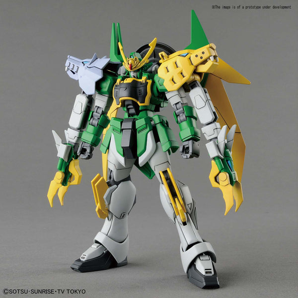 Gundam HGBD 1/144 Gundam Build Divers - Gundam Jiyan Altron Model Kit