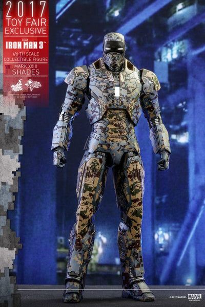 SDCC 2017 Exclusive: Sideshow Collectibles – IRON MAN 3 MARK XXII 'SHADES' 1/6 SCALE FIGURE