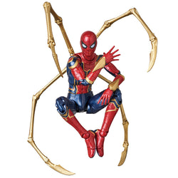 MAFEX No. 081 Avengers Infinity War - Iron Spider 2nd Release