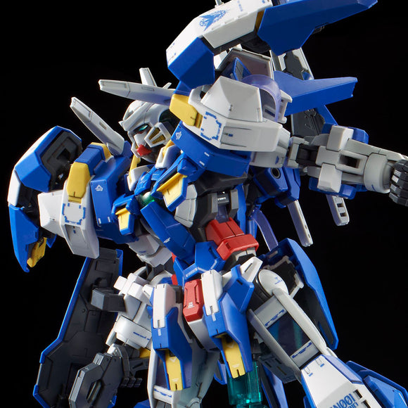MG 1/100 Mobile Suit Gundam 00V: Battlefield Record - Gundam Avalanche Exia