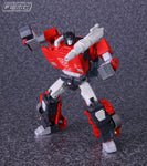 Transformers Masterpiece MP-12+ Sideswipe / Lambor Anime Color Version
