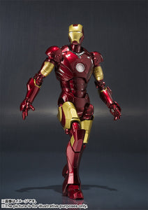 S. H. Figuarts Iron Man - Iron Man Mark 3