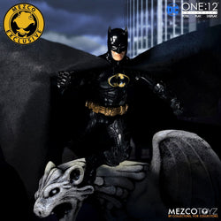Mezco One:12 Collective Batman: Sovereign Knight – Onyx Edition One