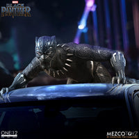 Mezco One:12 Collective Marvel: Black Panther Pre-order