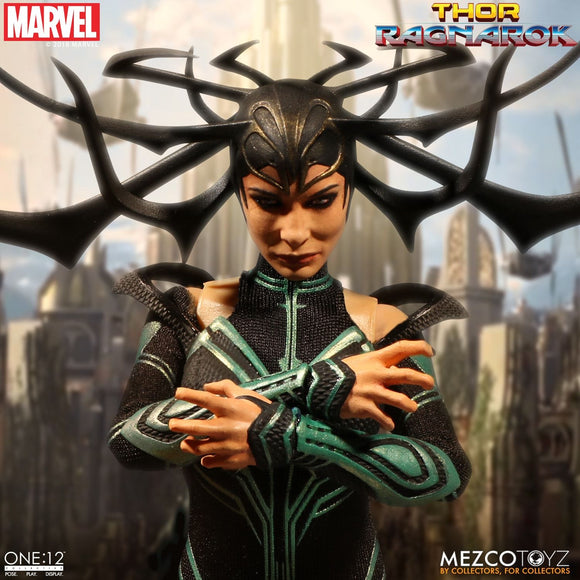 Mezco One:12 Collective Marvel Thor Ragnarok - Hela